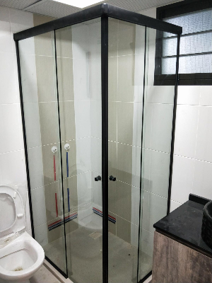 MWO BL-9400 Shower Sliding System (Corner Entry)